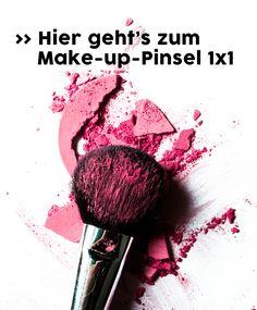 Wir verraten euch, welcher Make-up Pinsel für was benutzt wird