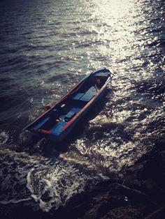 떠나는 배