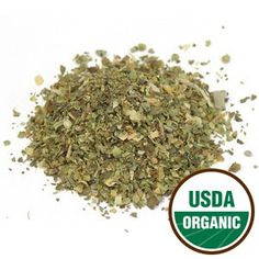 Organic Milk Thistle Leaf C/S - 4 Oz G) - Starwest Botanicals Meat Marinade, Oregano Leaves, Organic Garlic, Milk Thistle, Spaghetti Sauce, Natural Supplements, Italian Seasoning, Herbal Remedies, How To Dry Basil