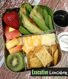 iPackLunch: Healthy lunch ideas for work