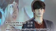 [ PHOTO 2/3 ] Sung Hoon AS kang Mu Yeol #강무열 #SungHoon @bbangsh83 #성훈 @TMSH83 #PassionateLove #열애 #KangMuYeol #KangMooYeol SBS Weekend drama, Start 28 Sep. 2013 Korea Time 20:45 Sung Hoon Fan...