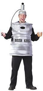 Beer Keg Adult Unisex Costume - 115119 | trendyhalloween.com #oktoberfest #beerkeg #funnycostumes #menscostumes
