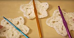 These Crochet Stars Are Beautiful, And You Can Use Them For So Many Things!