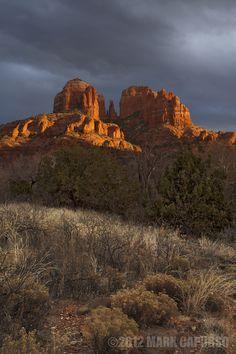 Cathedral Rock, Arizona; photo by Mark Capurso