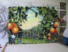 Florida Oranges at Grille 401