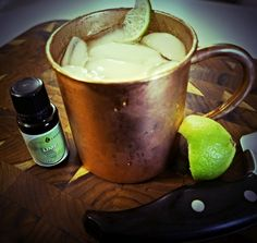 Moscow mule — OilyChef