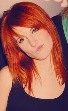 Hayley williams/ paramore