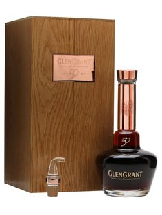 Glen Grant 50 Year Old Sherry Cask
