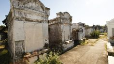 Spookiest cemeteries in the US @Foxnews @GotoTravelGal Lafayette Cemetery No.1, New Orleans, La. Anne Rice #vampires