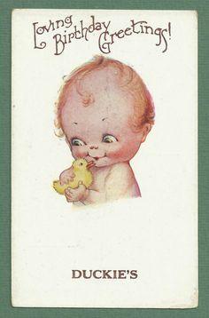 Flora White postcard | eBay