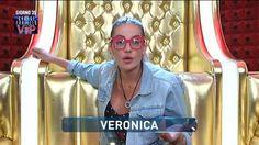 Grande Fratello Vip 2: il sesto eliminato è Veronica Angeloni
