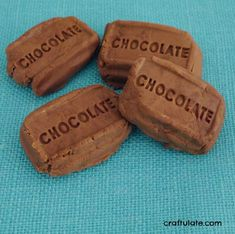 Chocolate Play Dough DIY