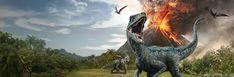 Jurassic World Fallen Kingdom New promotional posters
