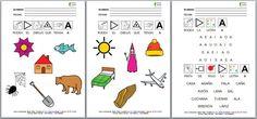 Materiales CAA – Lectoescritura – Aula abierta de ARASAAC