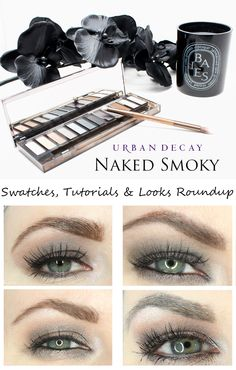 Phyrra shares her review, swatches, looks, tutorials and comparisons of the Urban Decay Naked Smoky Palette! See it all to help you decide.