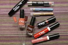 Cien - Make up from the Supermarket. I'm in love with the Lip Butter!