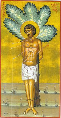 MYSTAGOGY: The Orthodox Veneration of Saint Sebastian the Martyr