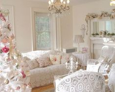 Shabby Vintage Archives - Cute Home Designs Salon Shabby Chic, Shabby Chic Mode, Shabby Chic Decor Living Room, Shabby Chic Stil, Estilo Shabby Chic, Shabby Chic Interiors, Shabby Chic Kitchen, Shabby Chic Cottage, Vintage Shabby Chic