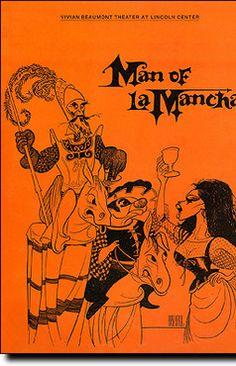 Man of La Mancha Playbill - June 1972 Man Of La Mancha, Theater Tickets, Don Quixote, Novels, Gallery, June, Theatre, Resin, Art