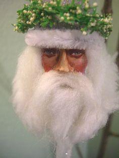 Santa by Gerti Stapel