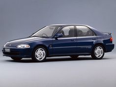 Honda Civic Ferio SiR (1991 – 1995).