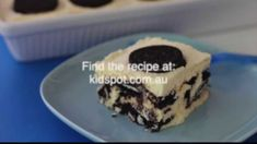 How to make 3 ingredient Oreo dessert recipe