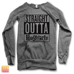 Straight Outta Hogwarts | Maniac Sweater
