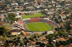 Estádio General Pablo Rojas -  Cerro Porteño