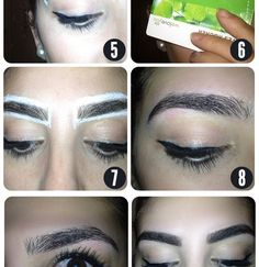 Eyebrows are an important part of our way of showing our personality. Thin eyebrows say something about a person and beautiful and thick ones say something else about a person.