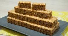 Cake Recipes, Dessert Recipes, Desserts, Posne Torte, Waffle Cake, Serbian Recipes, Torte Cake, Baked Oatmeal, Buffet