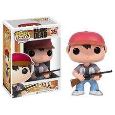 Amazon.com: Funko Walking Dead POP! Glenn. I NEED IT.
