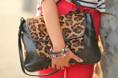 Rebecca Minkoff Cheetah Covet