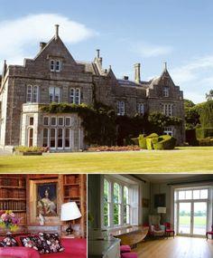 Wedding Venues in Ireland ✈ Lisnavagh