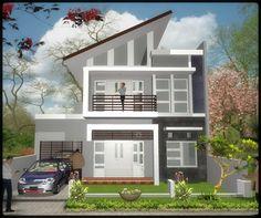 Desain Rumah Minimalis Modern Mewah - Rumah Minimalis