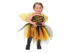 Bumble Bee Baby Costume - Toddler Halloween Costumes