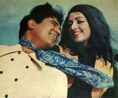 Rajesh Khanna, Hema Malini, Vintage Bollywood, Dimples, Superstar, Celebs, Indian, Actors, The Originals