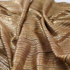 1.5 Yards of Silk Ottoman-Style Novelty - Burnished Copper | Gorgeous FabricsGorgeous Fabrics $18 1 yard left