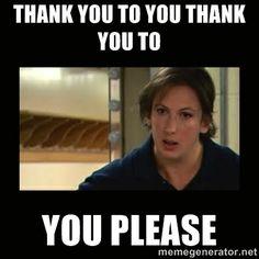 Miranda Hart - Thank You To You Thank You To You Please