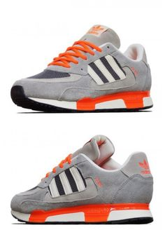 adidas Originals ZX 850: Aluminum/Chalk/Iron