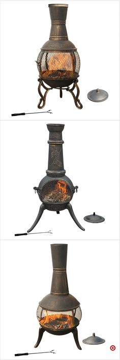 Shop Target for chimenea you will love at great low prices. Free shipping on orders of $35+ or free same-day pick-up in store.
