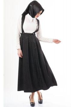 Waist Skirt, High Waisted Skirt, Dress Up Outfits, Dresses, Suspender Dress, The Dress, Cottage, Skirts, Fashion