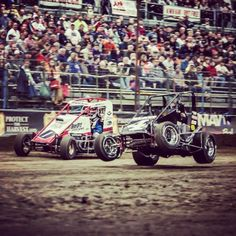 2014 Lucas Oil Chili Bowl Nationals - Tulsa, OK Sprint Race, Dirt Track Racing, Vintage Race Car, Race Cars, Old School, Chili, Wings, Spirit, Guys