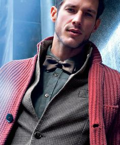 layers & a bow tie!