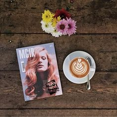 "@coffeetablemags's photo: ""Good morning Monday! Hello MC1R Magazine – Issue 3. This issue of the magazine for redheads features interviews, projects, art and photographs from: Iga Drobisz, Larsen Sotelo & Faith Picozzi, Anna Tea, Jennifer Medina, Swantje & Linus Wördemann, Natasha Culzac, Jake Hold & Katrina Lilwall, Jacky Colliss Harvey, Thomas Sing & Lily Newmark, Mark Elzey, Birte Mühlhoff, Nurit Benchetrit, Jessica Shailes, Barry Singleton, Emma Jayne Campbell-Kelly, Elis..."