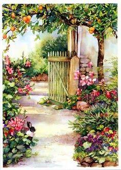 'Garden Gate'
