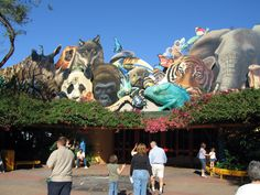 Top Five Often Overlooked Gems at Animal Kingdom
