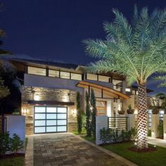 contemporary exterior by kevin akey