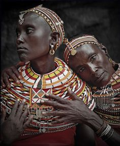 Samburu Tribe - Kenya. The Samburu people live in northern Kenya, where the foothills of Mount Kenya merge into the northern desert. As cattle-herding Nilotes, they reached Kenya some five hundred years ago, moving southwards along the plains of the Rift Valley in a rapid, all-conquering advance.