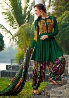 Punjabi Summer Fashion Suits Collection 2014