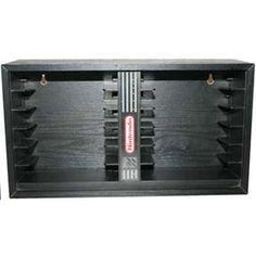 Rare Super Nintendo Storage Cabinet Case Drawer Holds 24 SNES ...